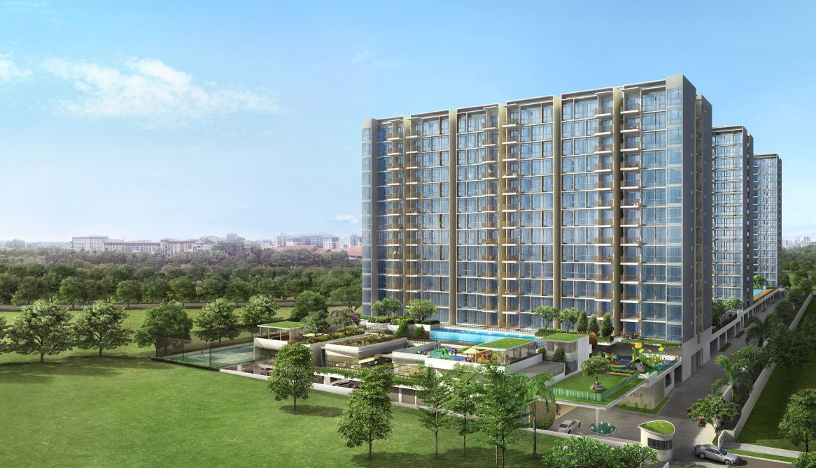 The Wandervale Singapore EC . Executive Condo @ Choa Chu Kang