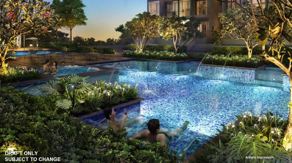 Wandervale EC Site Plan :: Relaxation Pool